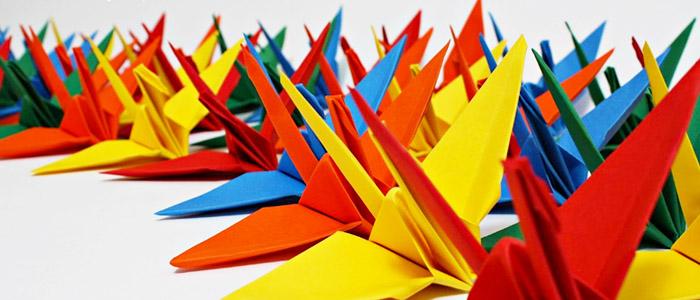 Origem do Origami