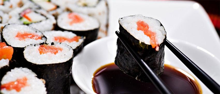 Origem e curiosidades sobre o sushi