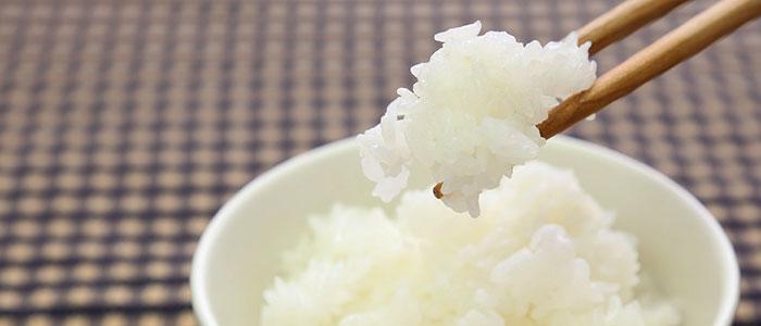 O arroz faz historia no Japão