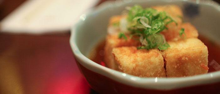 Receita: Agedashi-Dofu