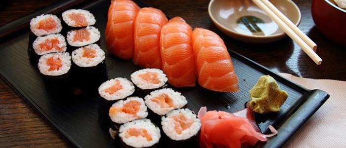 Renda-se à culinária japonesa e colha os benefícios