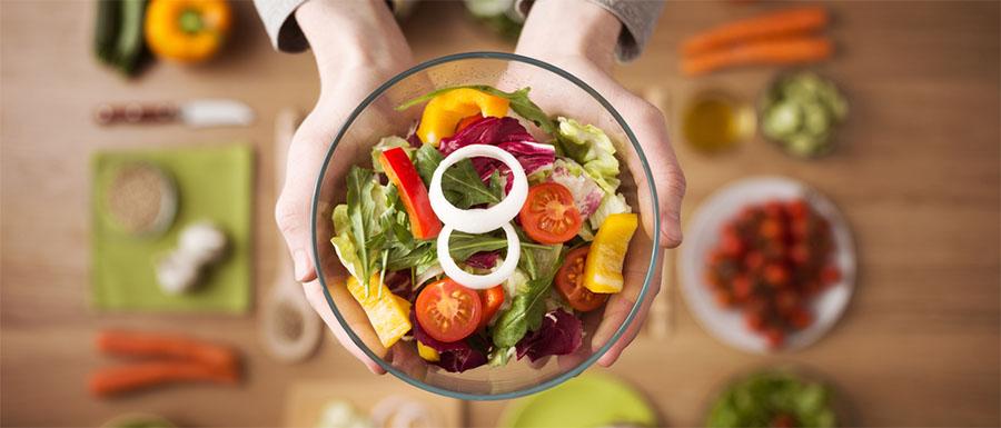 A relação entre a qualidade da alimentação e a quantidade de alimentos ingeridos