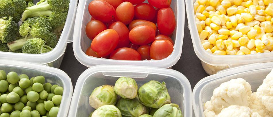Como escapar dos alimentos industriais se não tenho tempo para preparar as refeições?