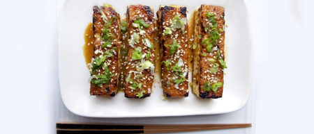 Receita de tofu dengaku | Mikami Orientais