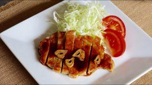 receita de Tonteki - Mikami