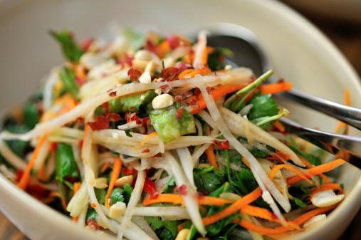 Receita: Salada de Moyashi