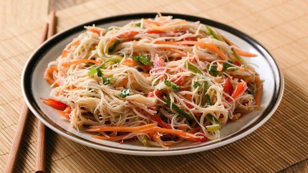 Receita: Salada de bifum